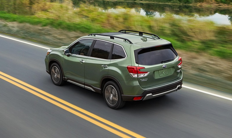 Boulder CO - 2019 Subaru Forester's Overview