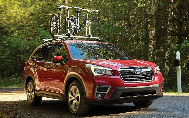 Boulder Review - 2020 Subaru Forester