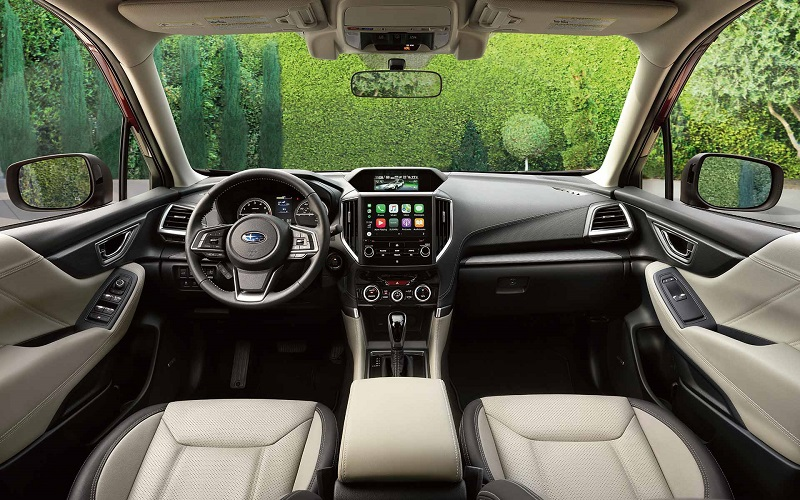 Louisville CO - 2019 Subaru Forester's Interior