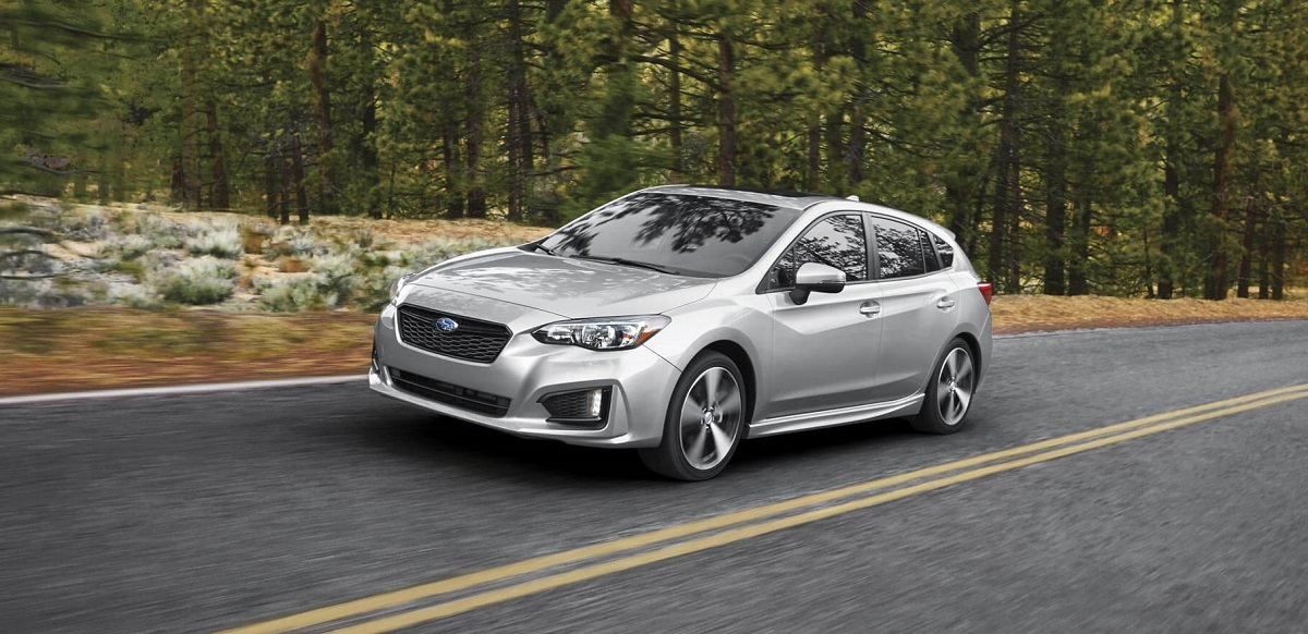 Why LEASE 2019 Subaru Impreza near Detroit MI