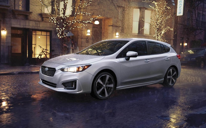 Boulder CO - 2019 Subaru Impreza's Features