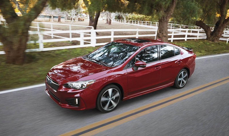 Boulder CO - 2019 Subaru Impreza's Overview