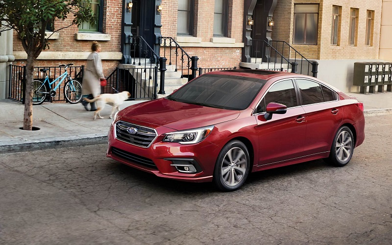 Glassman Collision Center in Southfield Michigan - 2019 Subaru Legacy