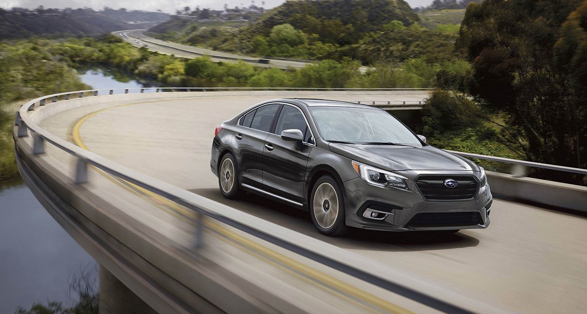 Longmont CO - 2019 Subaru Legacy's OVERVIEW