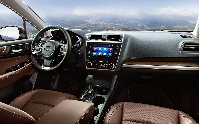 Louisville CO - 2019 Subaru Outback's Interior