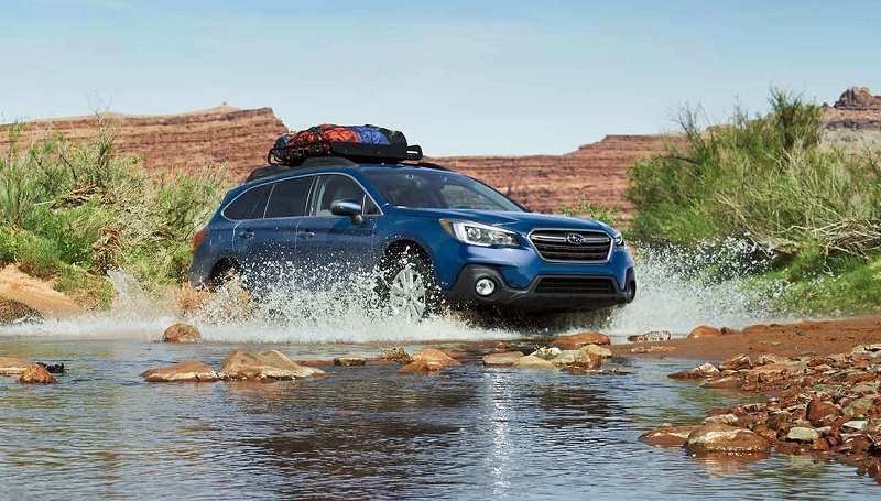 2019 Subaru Outback serving Detroit MI