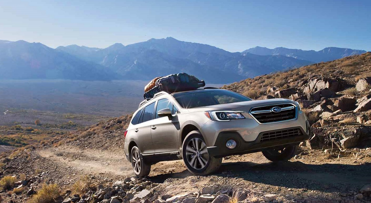2019 Subaru Outback vs 2018 Subaru Outback near Denver CO