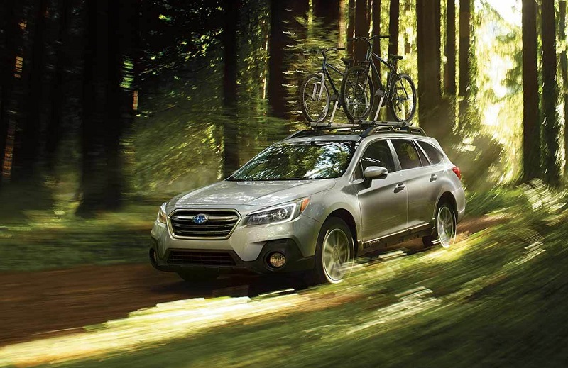 Detroit Michigan - 2020 Subaru Outback's Exterior