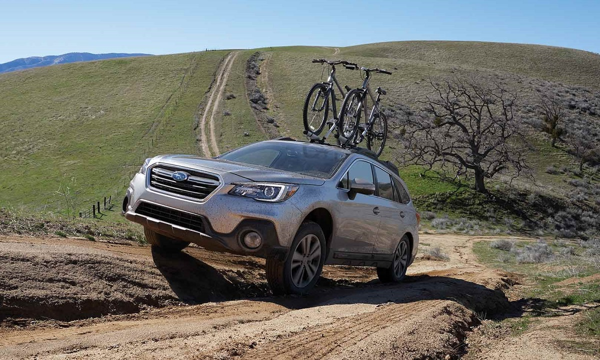 Why LEASE 2019 Subaru Outback near Detroit MI