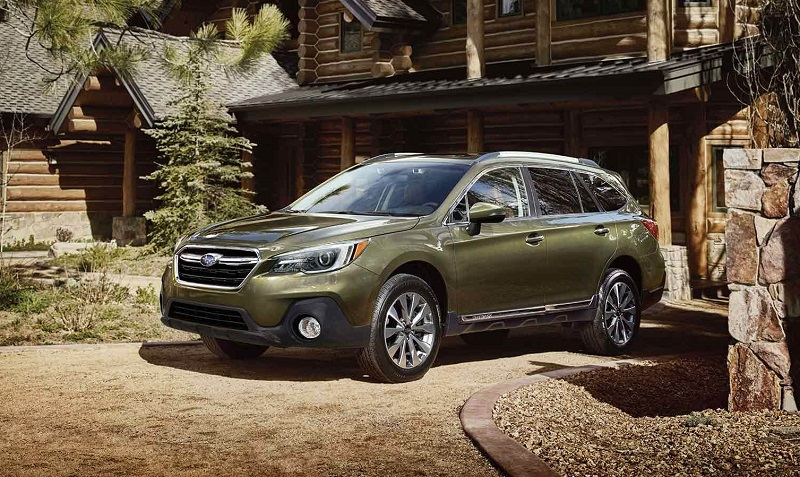Research 2020 Subaru Outback near Dearborn MI