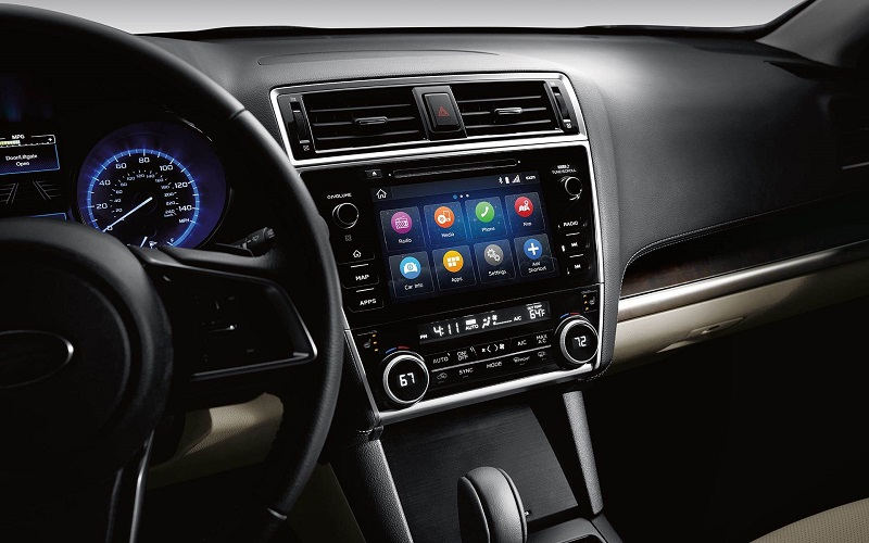 Commerce Township MI - 2019 Subaru Outback's Interior