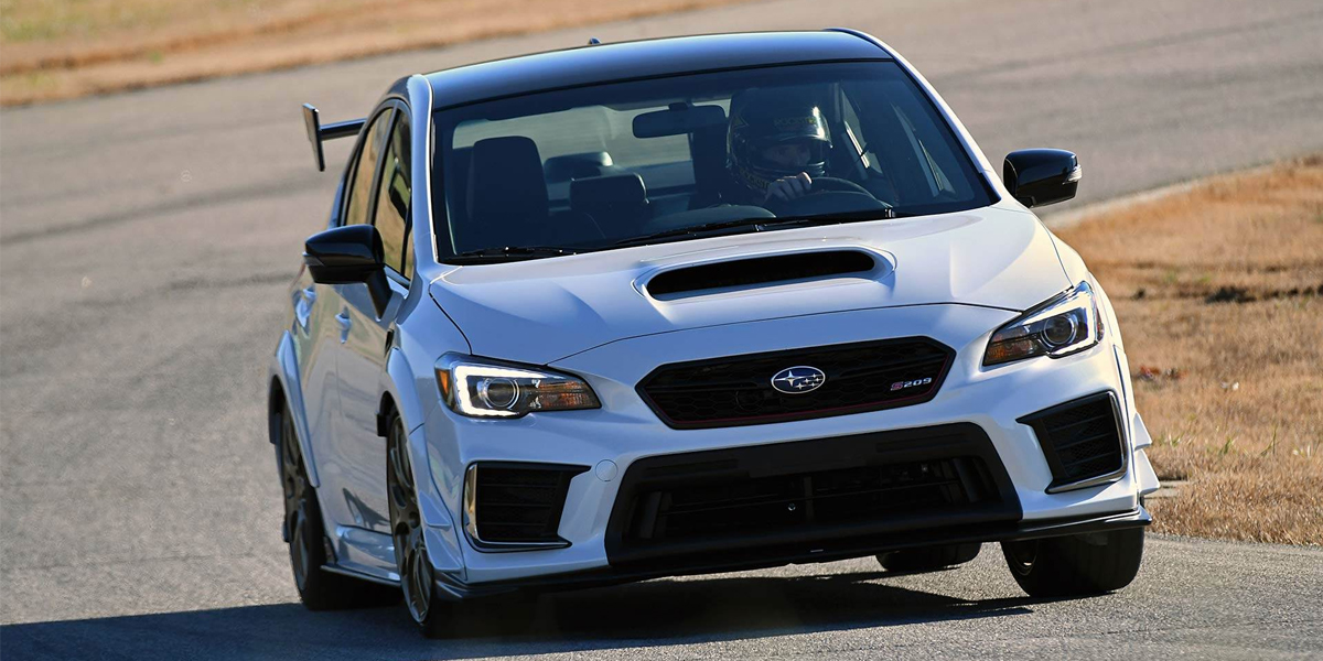 Boulder CO - 2019 Subaru STI S209's Mechanical