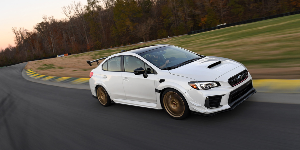 Boulder CO - 2019 Subaru STI S209's Overview