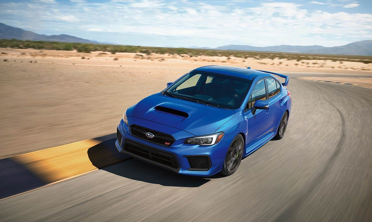 Subaru dealer near me Boulder CO - 2019 Subaru WRX