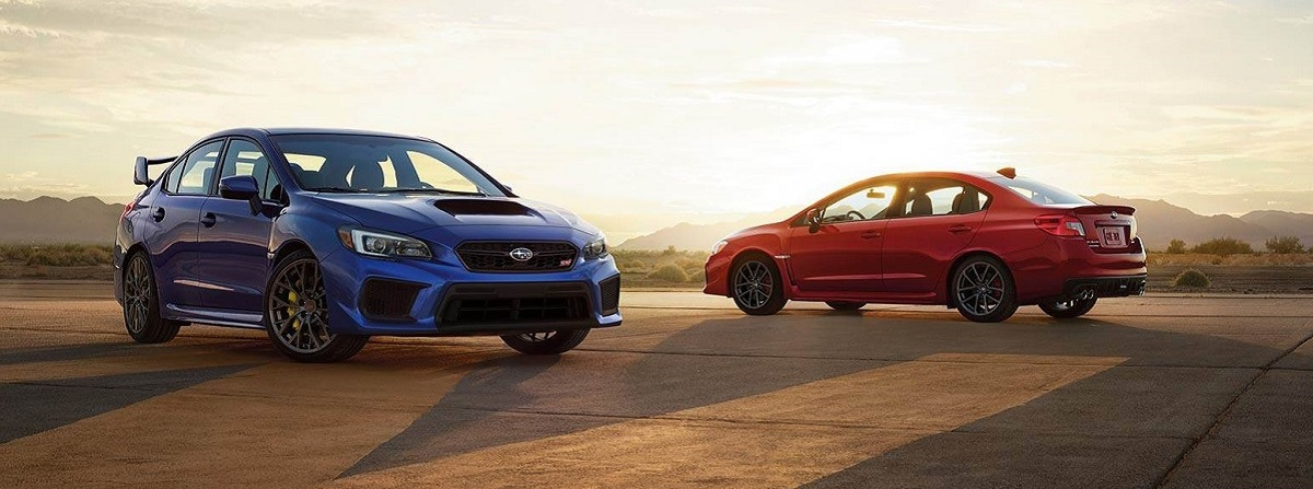 2019 Subaru WRX Lease and Specials in Boulder CO