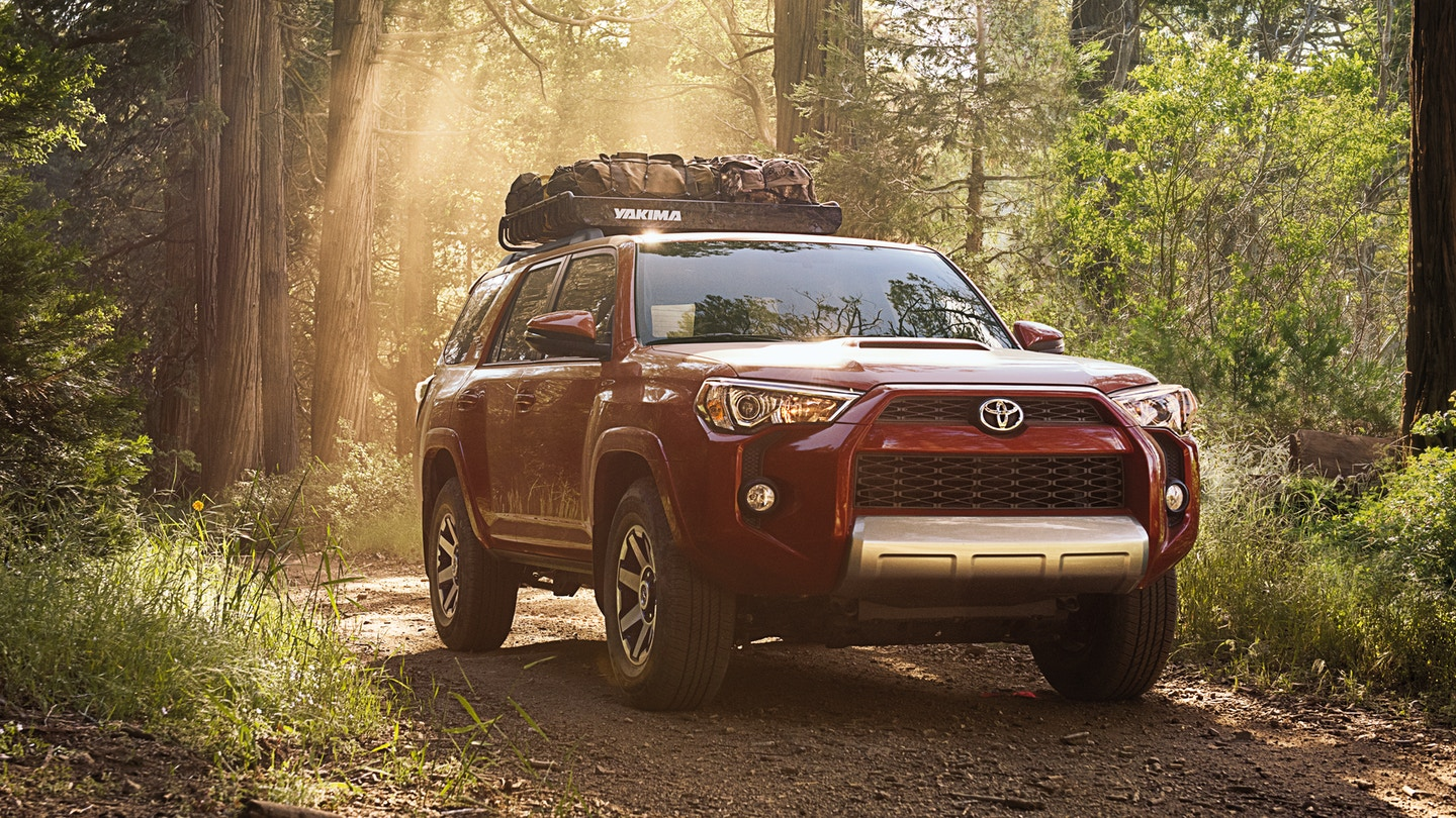 New Castle PA - 2020 Toyota 4Runner's Exterior