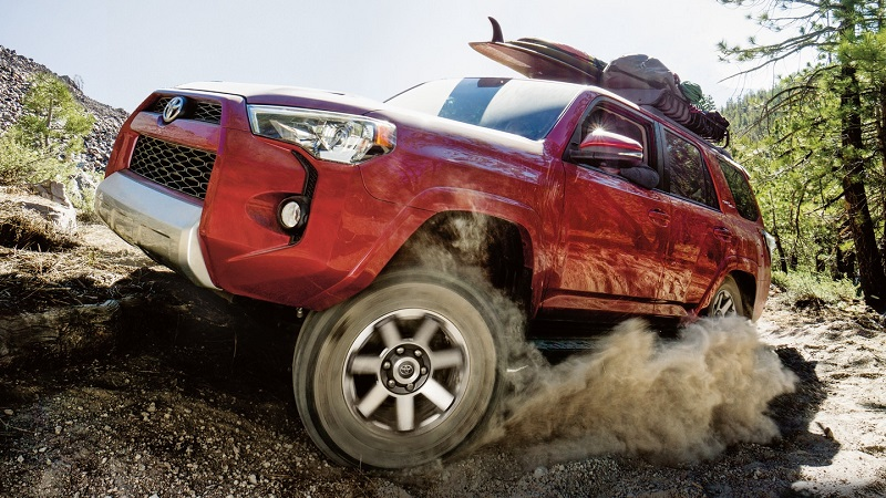 North Kingstown RI - 2020 Toyota 4Runner's Mechanical