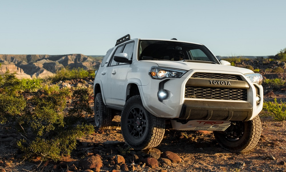 North Kingstown RI - 2019 Toyota 4Runner's Exterior