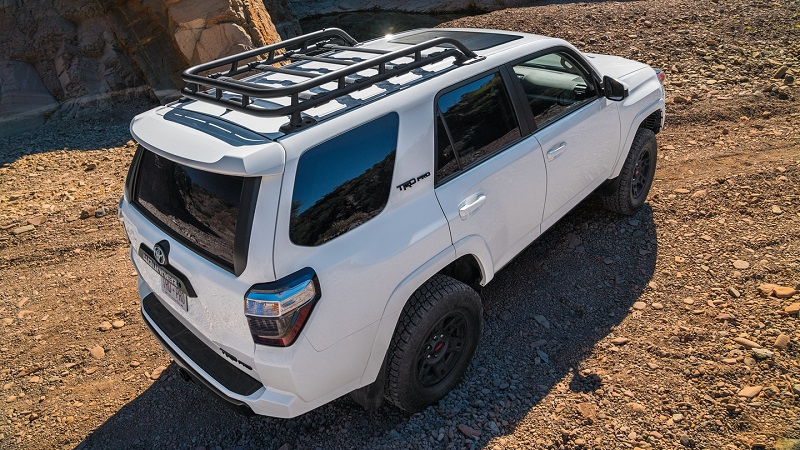 Cranston RI - 2019 Toyota 4Runner's Mechanical
