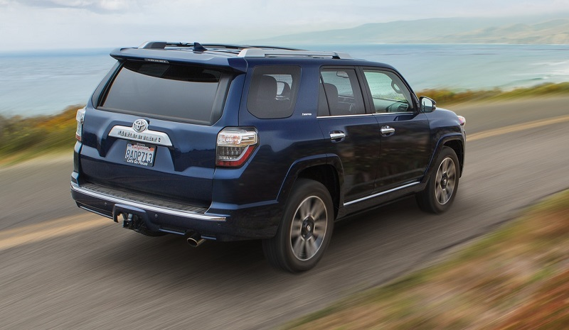 New Castle PA - 2020 Toyota 4Runner's Mechanical