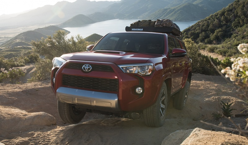 New Castle PA - 2020 Toyota 4Runner's Overview