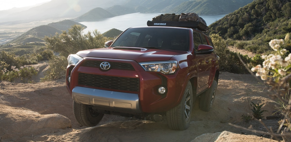 Why Buy 2020 Toyota 4Runner in North Kingstown RI