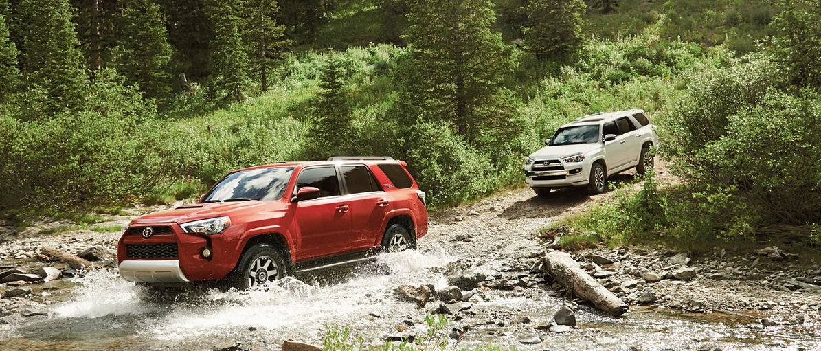 Research 2020 Toyota 4Runner near New Castle PA
