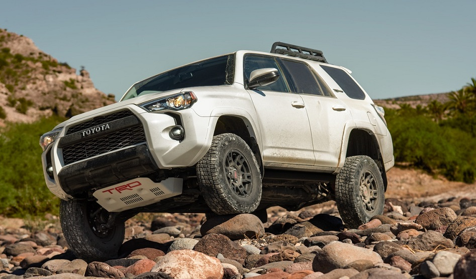 Warwick RI - 2019 Toyota 4Runner's Mechanical