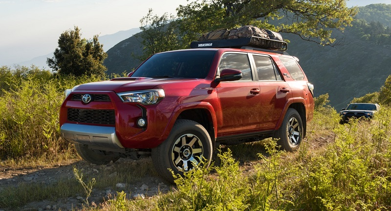 2020 Toyota 4Runner vs 2020 Chevrolet Tahoe - Shreveport LA