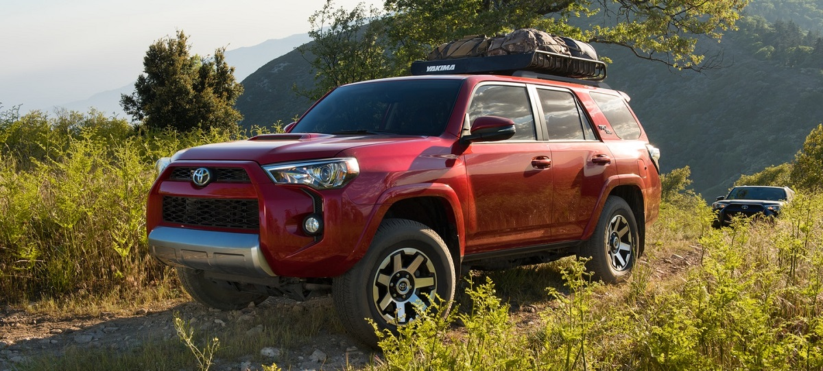 2019 Toyota 4Runner lease and specials in North Kingstown Rhode Island