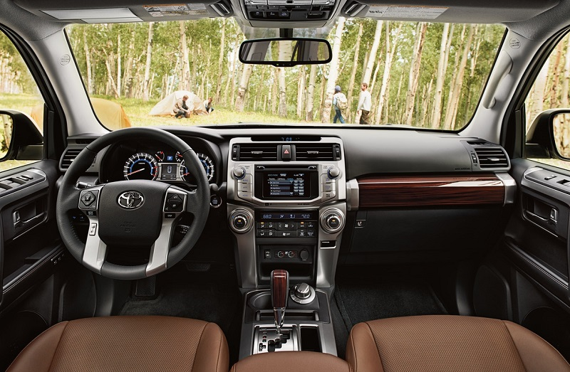 New Castle PA - 2020 Toyota 4Runner's Interior
