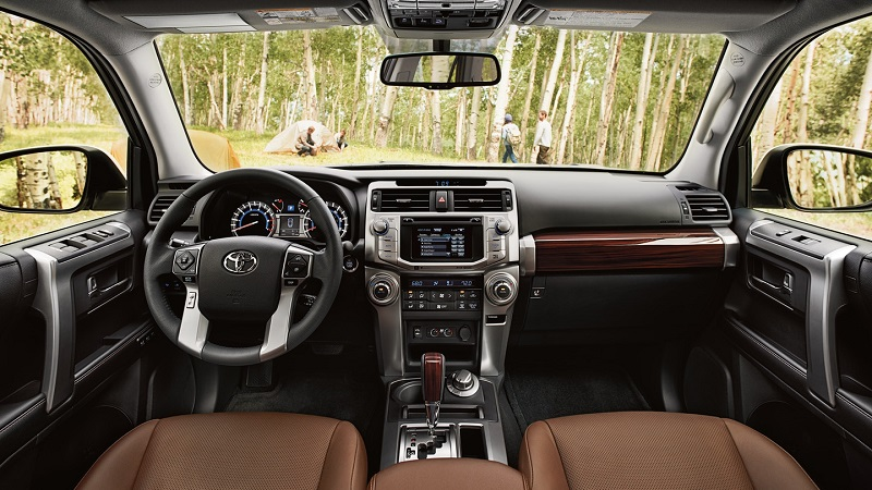 North Kingstown RI - 2019 Toyota 4Runner's Interior