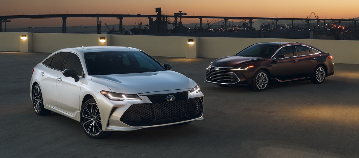 2019 Toyota Avalon in North Kingstown Rhode Island