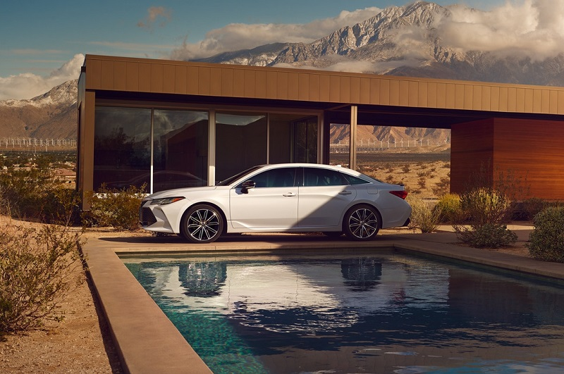 North Kingstown RI - 2019 Toyota Avalon's Overview