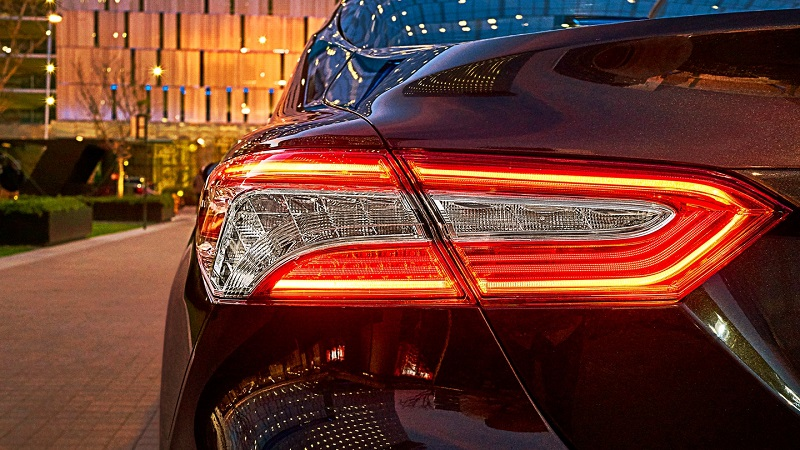 North Kingstown Rhode Island - 2019 Toyota Camry's Exterior