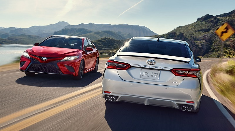 North Kingstown RI - 2019 Toyota Camry's Overview
