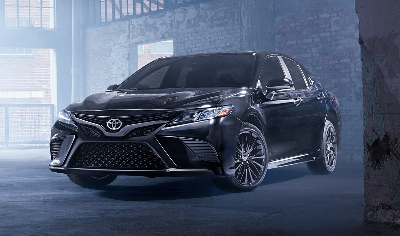 Research 2020 Toyota Camry in Shreveport Louisiana