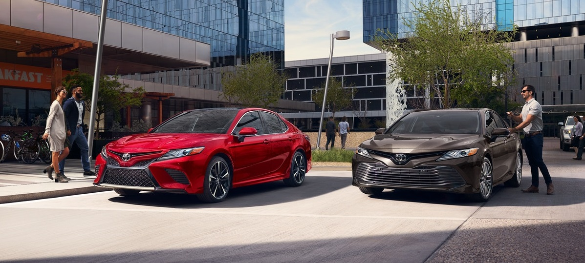 2019 Toyota Camry in North Kingstown Rhode Island