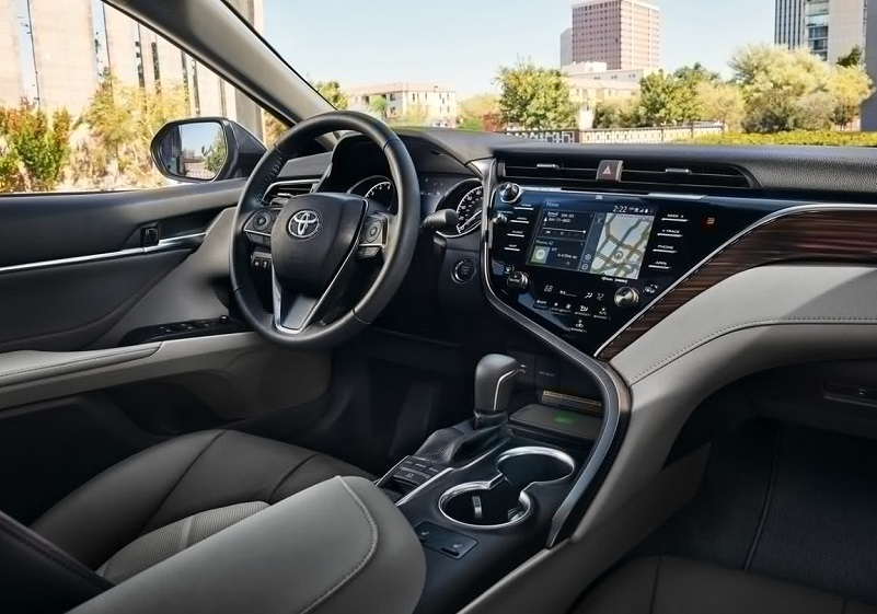 North Kingstown RI - 2019 Toyota Camry's Interior
