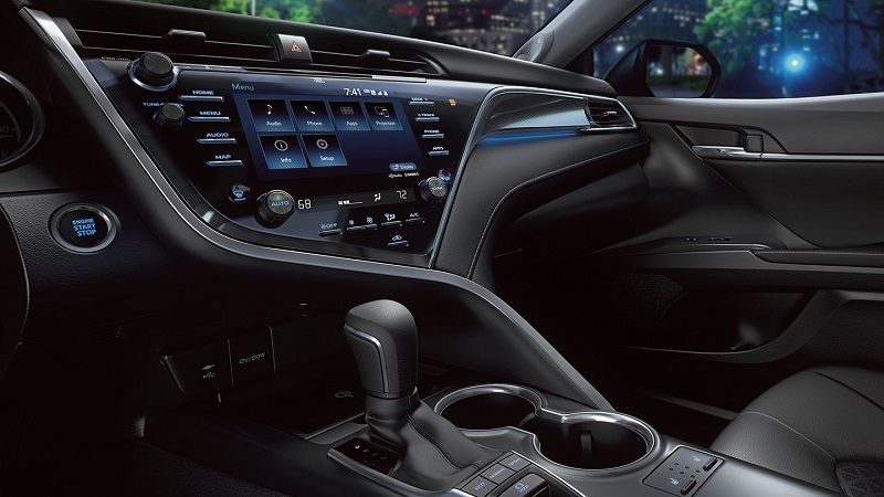 North Kingstown RI - 2019 Toyota Camry's Performance