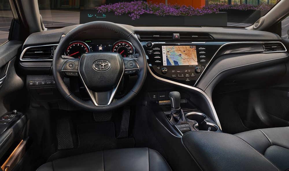 North Kingstown Rhode Island - 2019 Toyota Camry's Interior