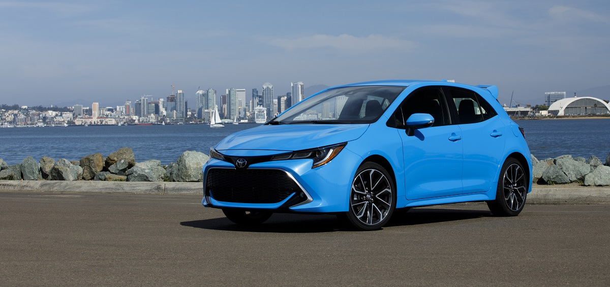 Toyota dealership in Rhode Island - 2019 Toyota Corolla