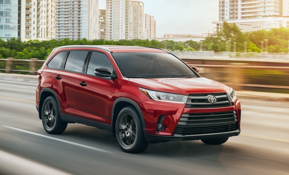 Toyota dealer serving Newport RI - 2019 Toyota Highlander