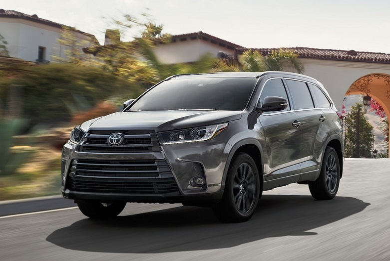 Toyota dealer serving Newport Rhode Island - 2019 Toyota Highlander
