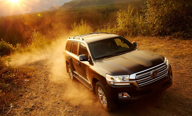 2019 Toyota Land Cruiser for Sale near Cranston RI