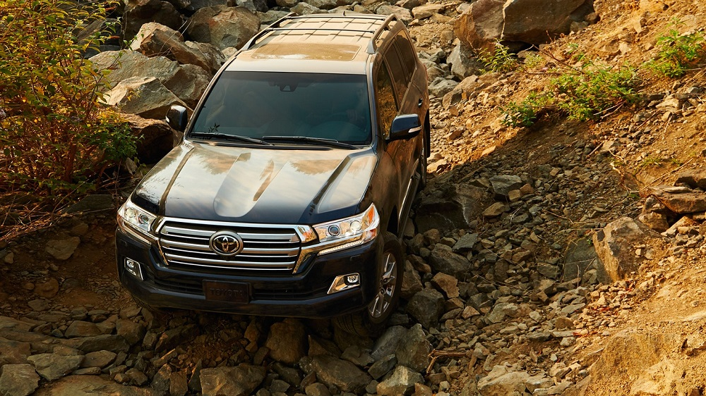 Toyota dealer serving Cranston Rhode Island - 2019 Toyota Land Cruiser