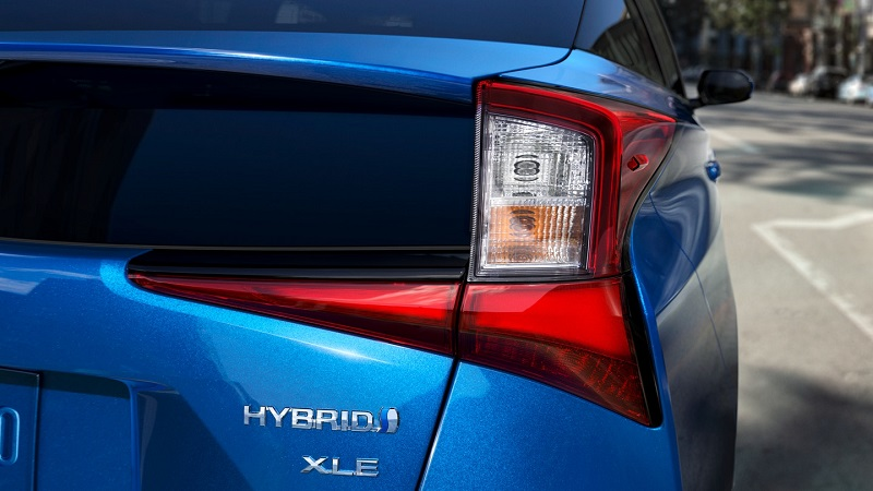North Kingstown RI - 2019 Toyota Prius's Exterior