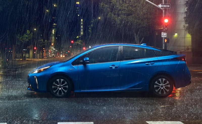 Hermitage PA - 2019 Toyota Prius's Overview