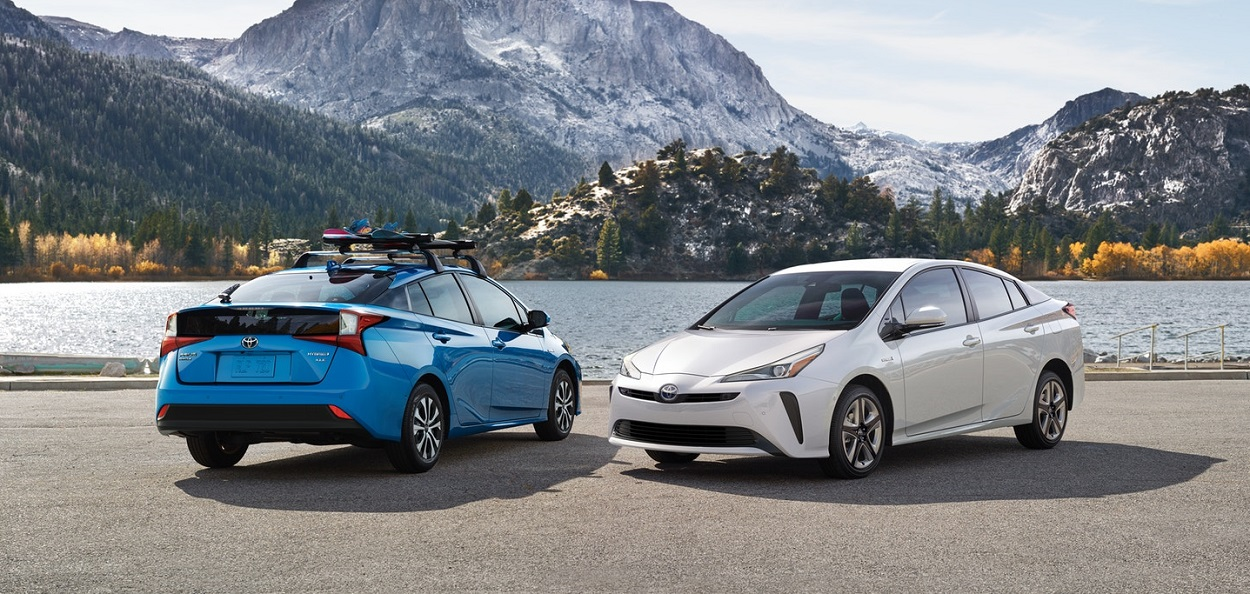 2019 Toyota Prius in North Kingstown Rhode Island