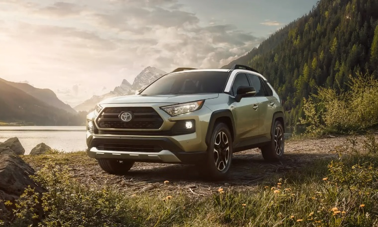 North Kingstown RI - 2019 Toyota Rav4's Overview